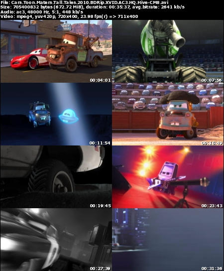 Cars Toon Mater S Tall Tales Wallpaper