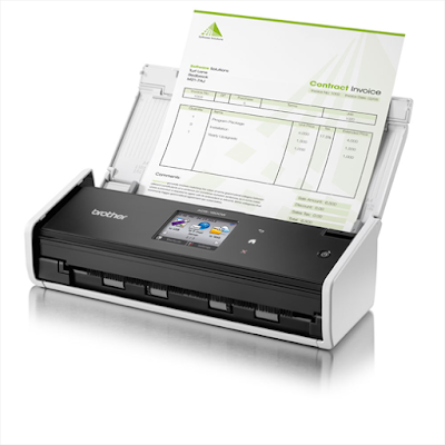 Máy scan Brother ADS-1600W