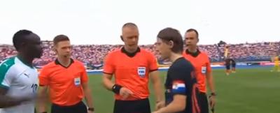 كرواتيا والسنغال فى مباراة ودية
