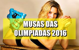 Musas das Olimpíadas 2016