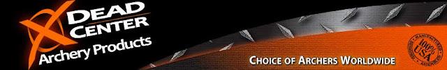 Les Stabilisations Dead Center Archery - La gamme Diamond Series Image-home