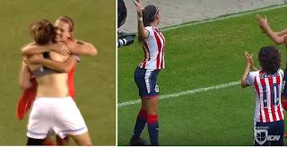 Πώς πανηγυρίζουν οι γυναίκες τα γκολ (Βίντεο)