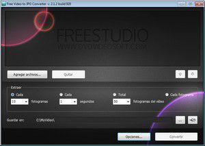 Download Free Video to JPG Converter