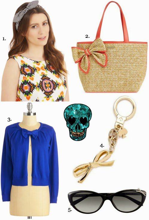 Sequins and Skulls: Wednesday's Wishes