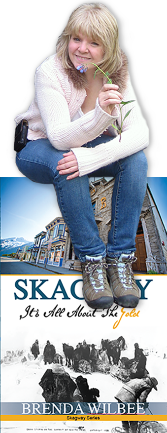 SKAGWAY: IT'S ALL ABOUT THE GOLD! -- now on sale!