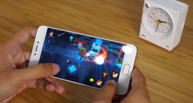 Meizu Pro 6 game