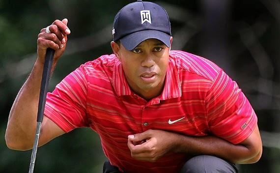 Nike prefiere a Woods antes que McIlroy en el Augusta
