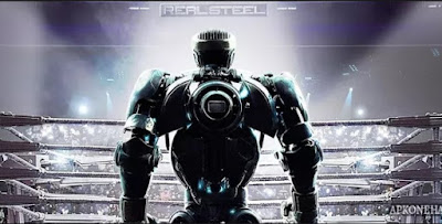 Real Steel HD Apk + Mod Full unlocked + Data for Android