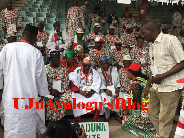 #PDPConvention2017: PDP a beautiful bride coveted by discerning politicians – Makarfi