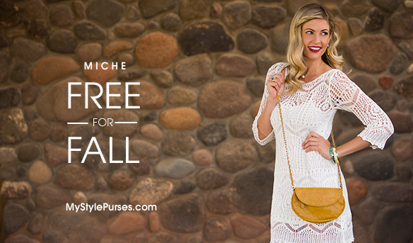 Shop Miche FREE For Fall Promotion