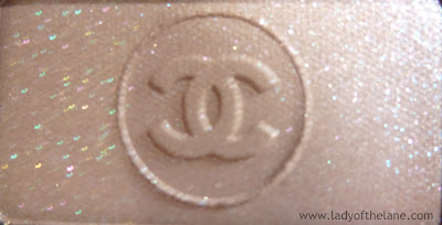 Chanel Soft Touch Eyeshadow Beige Lame