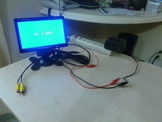 monitor tft color para raspberry pi
