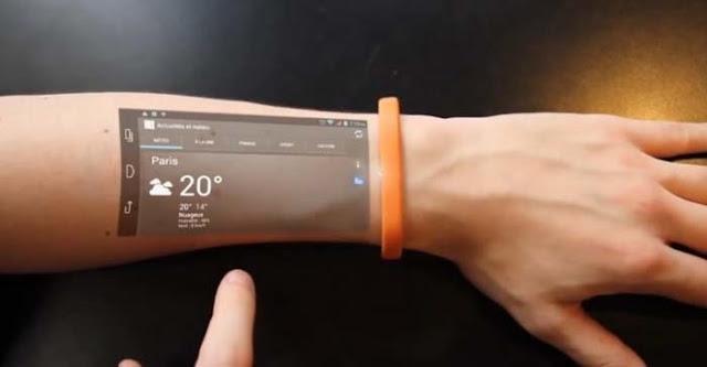 Teknologi pengganti Smarphone. Teknologi masa depan