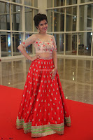 Mahima in beautiful Red Ghagra beigh transparent choli ~  Exclusive 005.JPG