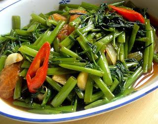 cara memasak sayuran yang benar