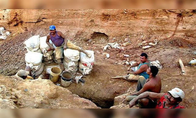 Grupos armados mantienen en zozobra a mineros del estado Bolívar