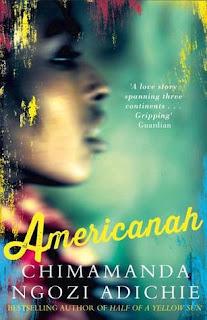 InTori Lex, Book Recommendations, Women's History Month, Americanah, Chimamanda Ngozi Adichie
