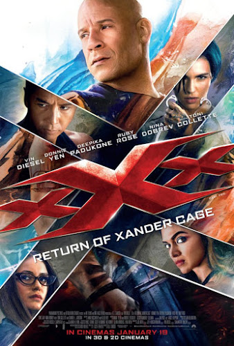 xXx: Return of Xander Cage (Web-DL 1080p Dual Latino / Ingles) (2017)