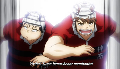 All Out!! Episode 17 Subtitle Indonesia