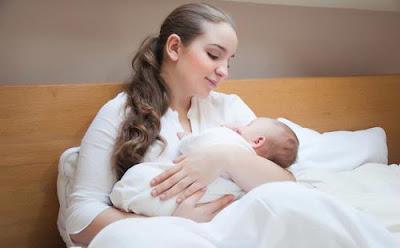 Pantangan Ibu Pasca Melahirkan