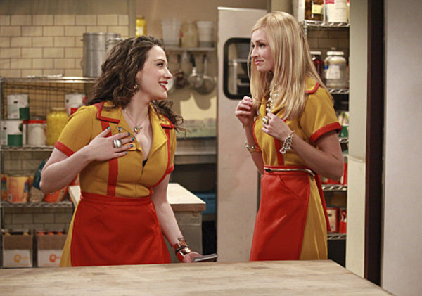 2 Broke Girls Hot