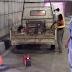 Hilang dicuri, 25 tutup saluran air underpass Mampang kembali dipasang petugas