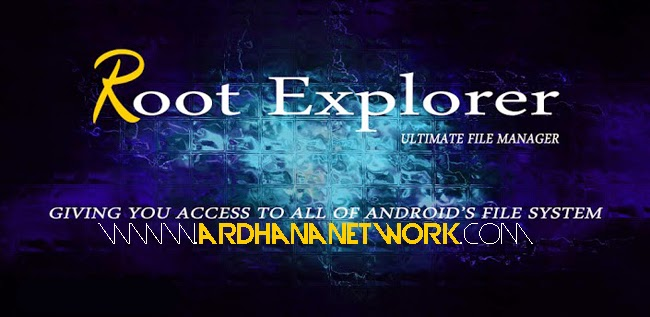 Root Explorer v3.3.4 Apk