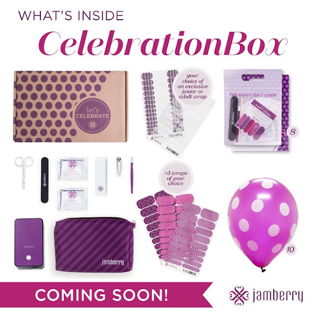 Jams Rock With Gina Celebrationbox Is Here