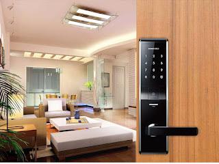 Khóa cửa điện tử đặc biệt thích hợp cho hệ thống khách sạn