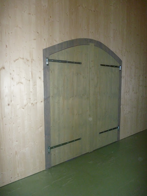 Türen in individueller Grösse und machart