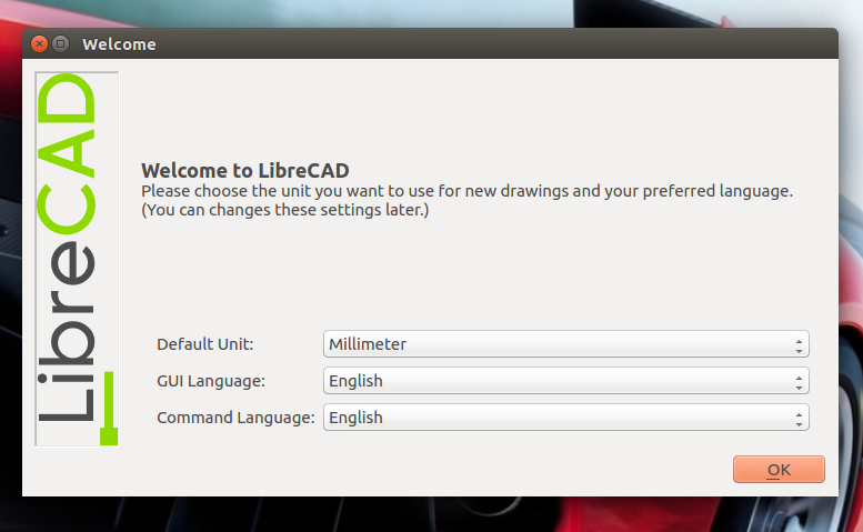 Install LibreCAD Daily and Stable Version on Ubuntu / Linux Mint