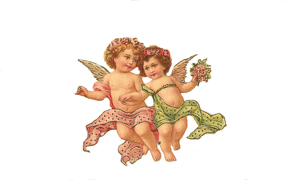 Chubby Naked Cherub Just Cannot Resist Sky Flakes