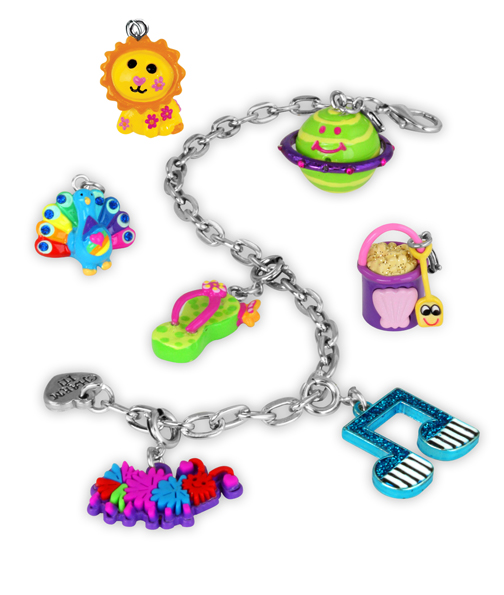 CHARM IT! is the original interchangeable charm, charm bracelet and charm accessory brand for girls. With over charms and accessories to choose from the possibilities are endless! Build her collection of memories today with charms ranging from unicorns and mermaids to soccer and sweets.