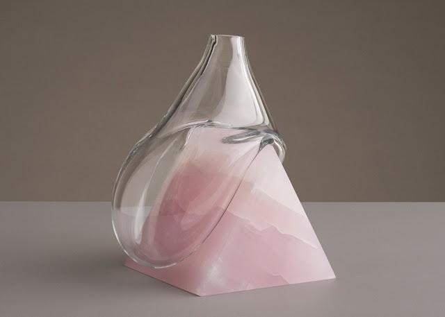 Новости дизайна. Скульптурные вазы от дизайнеров из Стокгольма