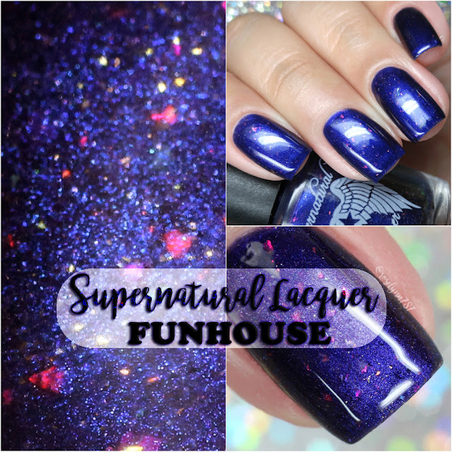 Supernatural Lacquer - Funhouse