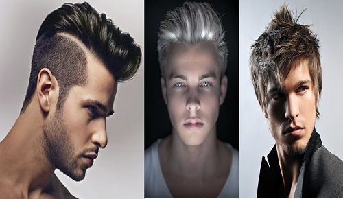2018 Erkek Saç Modelleri