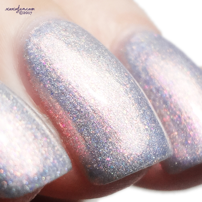xoxoJen's swatch of Great Lakes Lacquer Whatever Our Souls Are Made Of