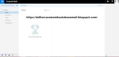 Daftar Cara Membuat Akun Email Baru