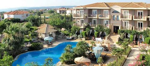 Achtis Hotel (Afitos, Grecia)