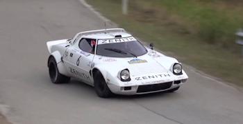 Δείτε αυτές τις Lancia Stratos να πιέζονται στο απόλυτο όριο [video]