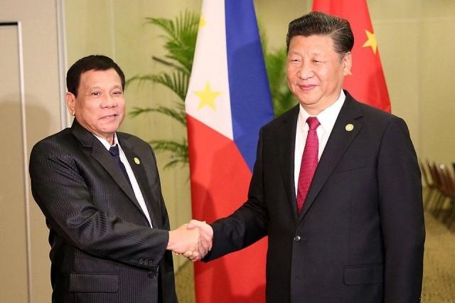 China to Ship Firearms to the Philippines, Payable in 25 years! READ HERE!