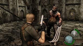 Gambar terkait dari Game Resident Evil 4 PC