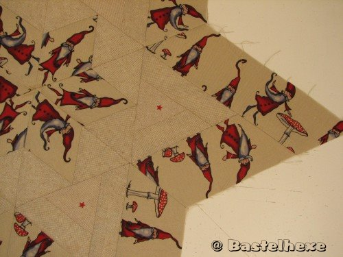 bastelhexe 39 s kreativecke patchwork weihnachtsstern teil 1. Black Bedroom Furniture Sets. Home Design Ideas
