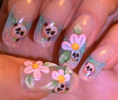 Make It With Me More About Polymer Clay Canes For Nail Art