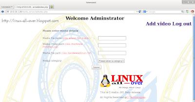 How to Make Video Server on Linux/Ubuntu/Linux Mint/Kali Linux
