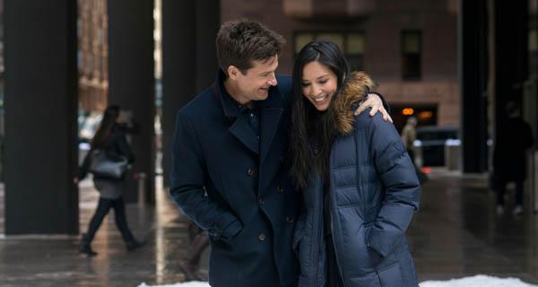 "Jason Bateman y Olivia Munn en ""Fiesta de Empresa"""