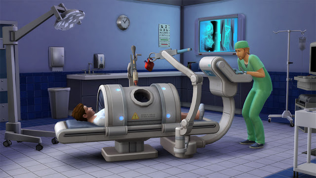 The Sims 4 Get to Work Setup Download For Free