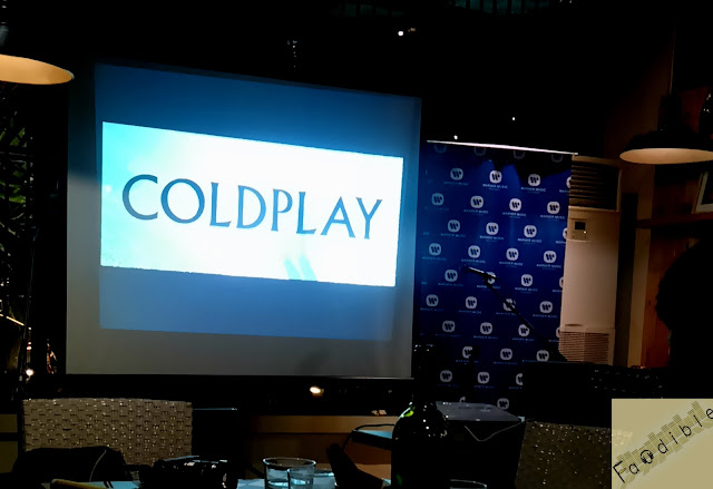 warner music coldplay