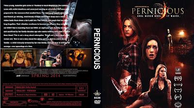 Filme Pernicious DVD Capa