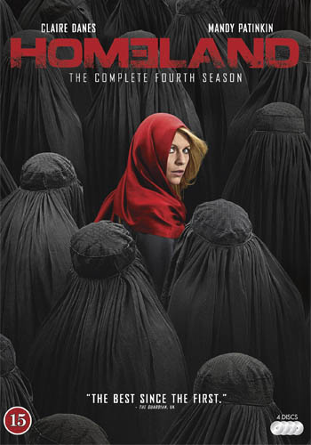 Homeland 4ª Temporada Torrent – BluRay 720p Dual Áudio (2015)